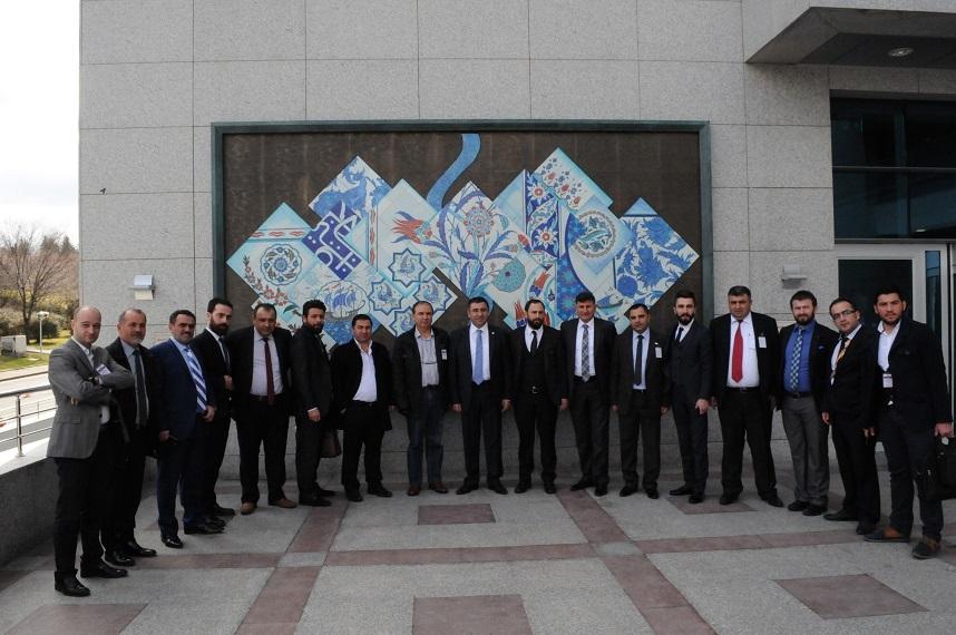 Gebze Gazetecileri Ankara Ziyareti galerisi resim 1