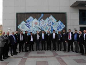 Gebze Gazetecileri Ankara Ziyareti