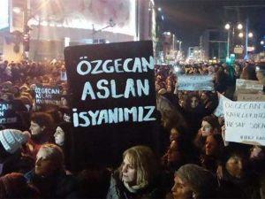 Özgecan Aslan' ın Peşinden Türkiye Ayaklandı