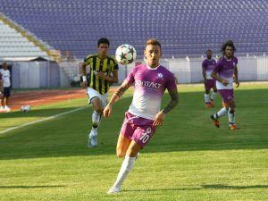 Gebzespor-Fenerbahçe U19 maçından kareler