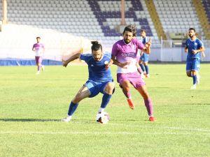 Gebzespor-Orhangazispor maçından kareler