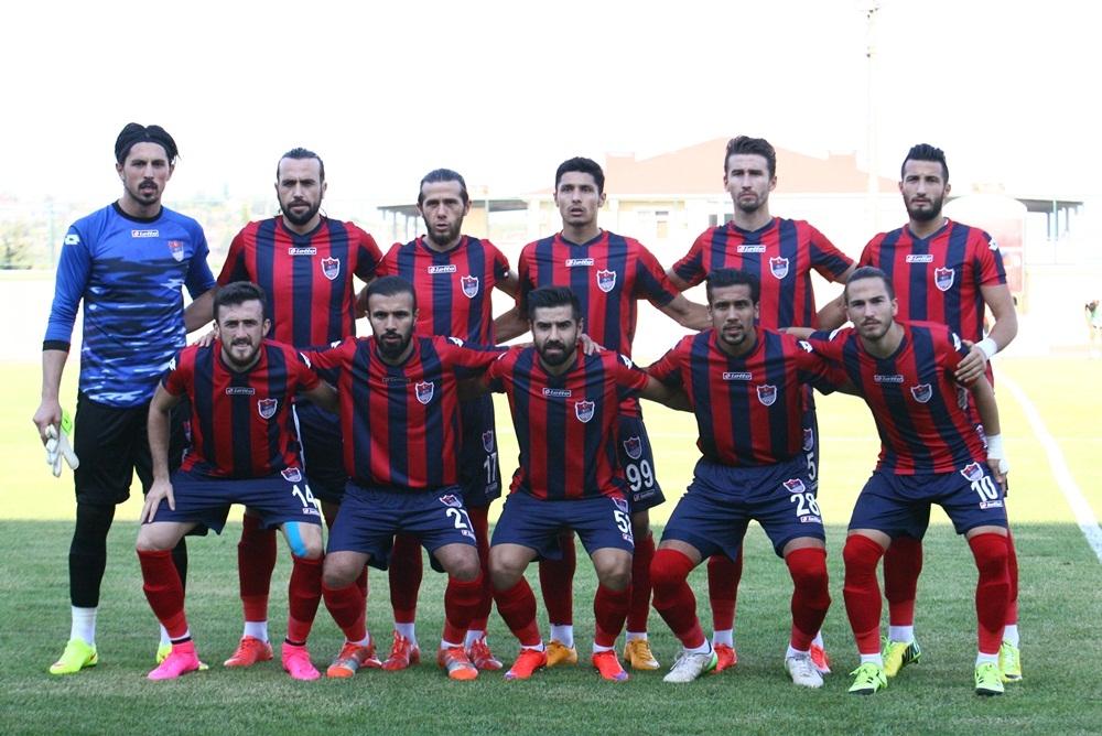 Darıca G.B.-Niğde Belediyespor maçından kareler galerisi resim 1