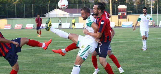 Darıca G.B.-Niğde Belediyespor maçından kareler