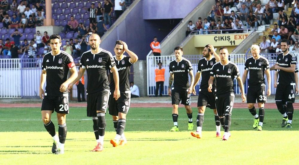 Beşiktaş-Torku Konyaspor maçından kareler galerisi resim 1