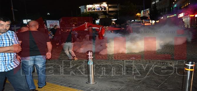 Gebze Karıştı! Polis Müdahalesinden Kareler! galerisi resim 1