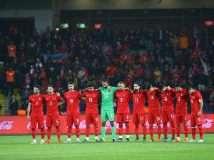 Türkiye-Yunanistan Milli Maçından Kareler