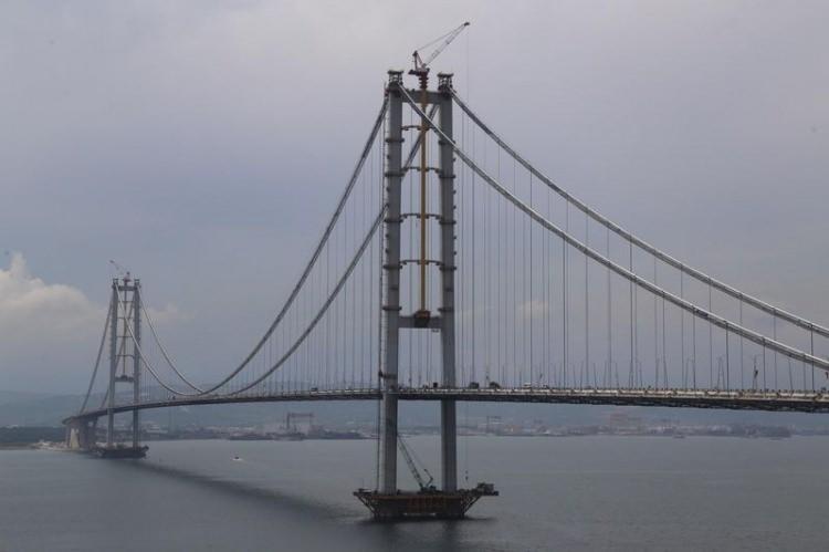 Osmangazi Köprüsü'nün ilk defa duyacağınız özellikleri galerisi resim 1