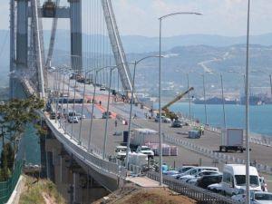 Osmangazi Köprüsü'nün ilk defa duyacağınız özellikleri
