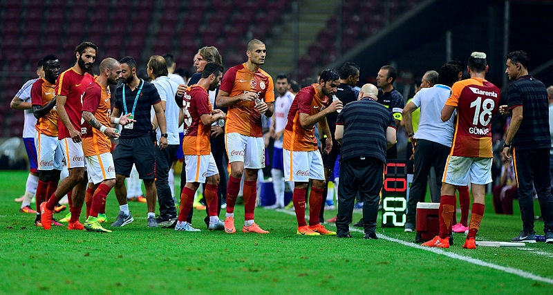 """Diarra Galatasaray'da rezil olur"" galerisi resim 1"