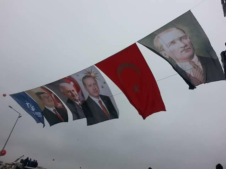 Cumhurbaşkanı Erdoğan'dan tarihi miting! galerisi resim 4
