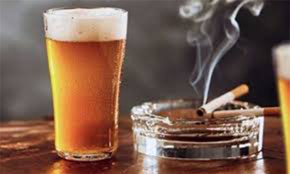 Alkol ve sigaraya ile ilgili önemli karar