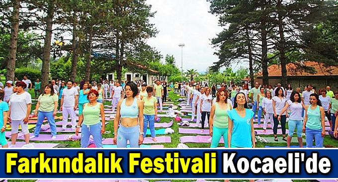 Farkındalık Festivali Kocaeli'de