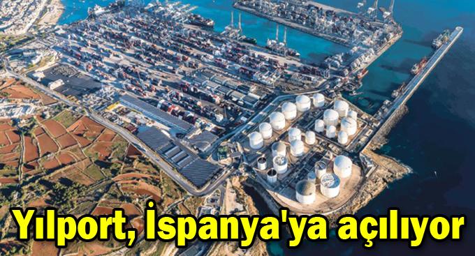 Yılport, İspanya'ya açılıyor