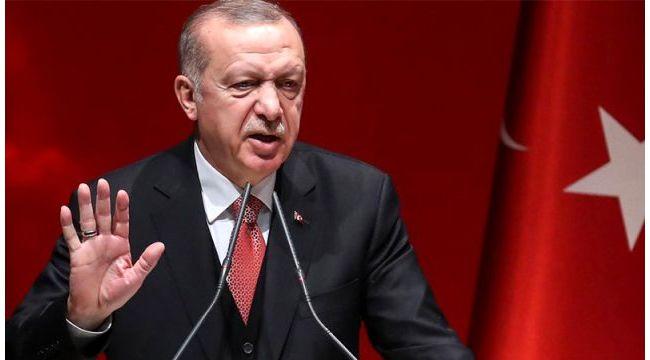 Erdoğan'dan teşkilatlara uyarı!