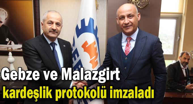Gebze ve Malazgirt arasında tarihi imza