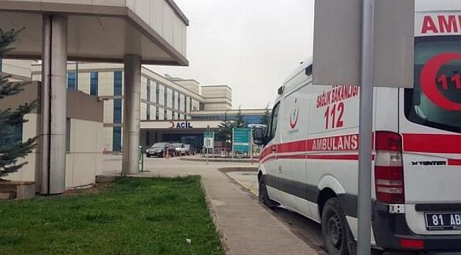 Baba koronavirüs belirtisi görülen kızını hastaneden kaçırdı!