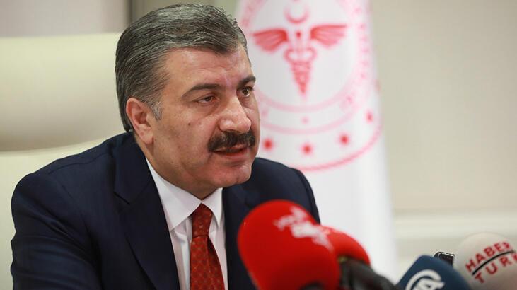"""Sağlık Bakanı Koca; """"Toplam 21 can kaybımız var"""""""