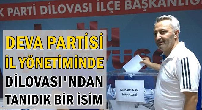 AK Partili o isim DEVA İl yönetiminde!
