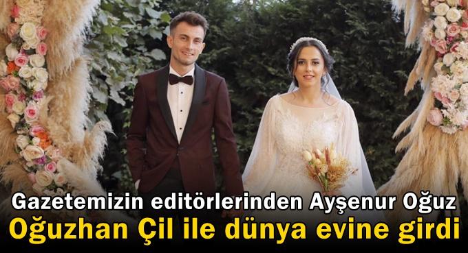 Ayşenur ve Oğuzhan muratlarına erdi!