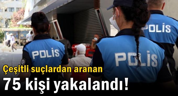 213 kişiye ceza kesildi!