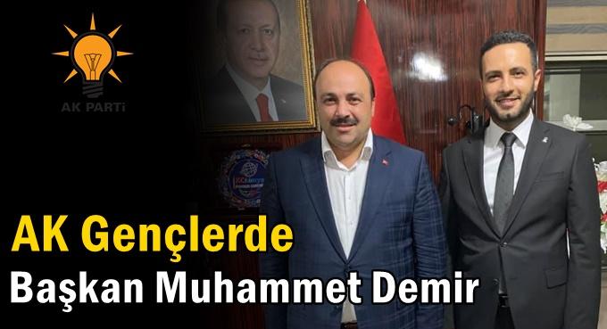 AK Genç Dilovası'nda başkan Muhammet Demir