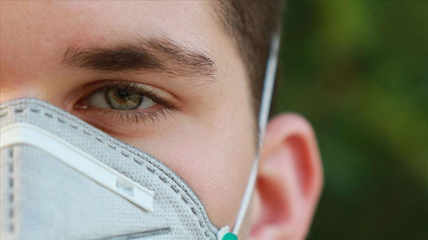 Koronavirüste bu belirtiye dikkat!: Göz tutulumu