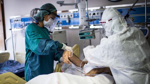 10 günde 20 sağlık çalışanı Covid-19'dan yaşamını yitirdi!