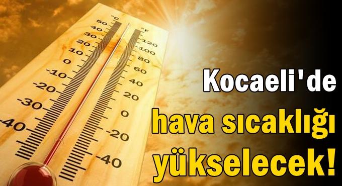 Hava sıcaklığı 20 derecenin üstüne çıkacak!