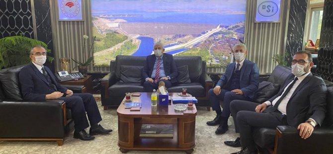 Kocaeli'ye kazandırılacak iki yeni baraj masaya yatırıldı