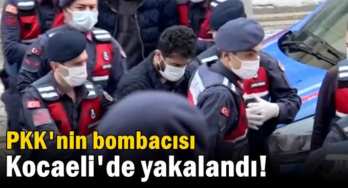 PKK'nın üst düzey yöneticisi Kocaeli'de yakalandı!
