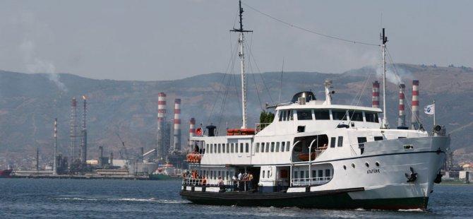 Kocaeli'de deniz ulaşımına yüzde 40 indirim!