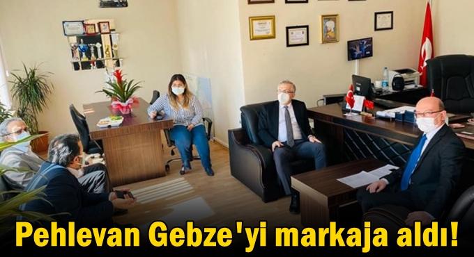 Pehlevan Gebze'yi markaja aldı!
