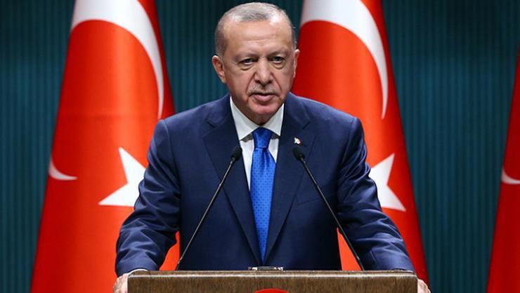 Cumhurbaşkanı Erdoğan: Bu eylem art niyetli bir girişimdir