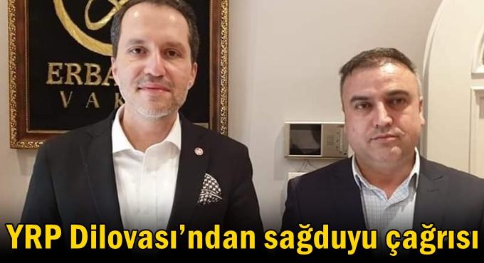 """""""Husumet ayı değil, Ramazan ayı"""""""