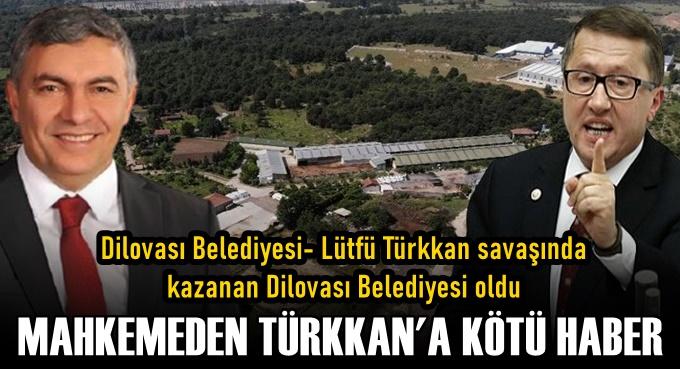 Türkkan'ın çiftliğine yıkım kararı!