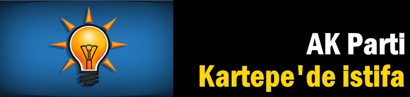 AK Parti Kartepe'de istifa!