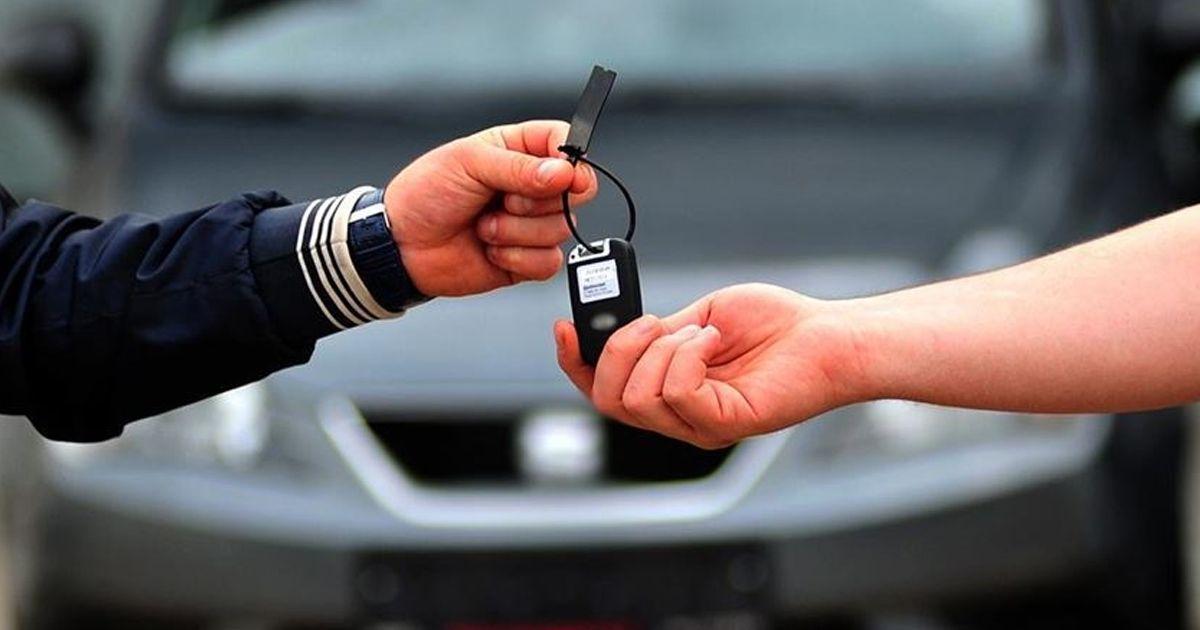 Otomobil satışlarında sert düşüş!