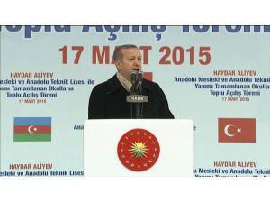 Erdoğan Yineledi: Türkiye'nin Kürt Skorunu Yoktur