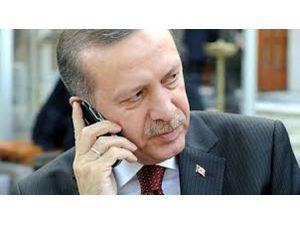 Putin İle Telefonda 30 Dakika Görüştü