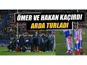 Türklerin Gecesinde Kazanan Arda Turan Oldu