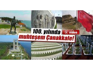 100. Yılında Muhteşem Çanakkale