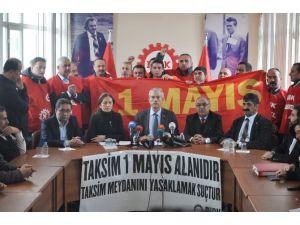 Disk'ten İstanbul Valisine Taksim Tepkisi