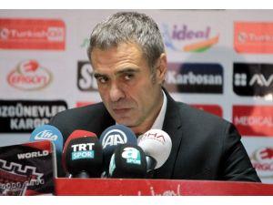 Trabzonspor'da 'Ersun Yanal' Rahatsızlığı