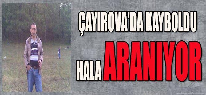 Çayırova'da Kayboldu, Hala Aranıyor