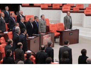Meclis Genel Kurulu Saygı Duruşuyla Açıldı