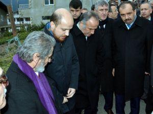 Cenaze Törenine Bilal Erdoğan Da Katıldı