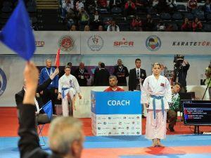 50. Büyükler Karate Şampiyonası Başladı
