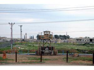 Işid Sınıra Telsiz Sistemi Kurdu