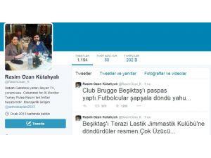 Rasim Ozan Kütahyalı'dan Beşiktaşlıları Çıldırtan Yorum