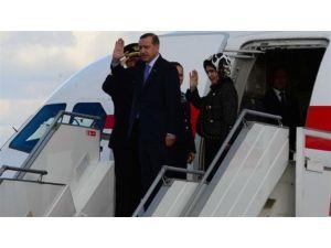 Cumhurbaşkanı Ukrayna'ya Gitti